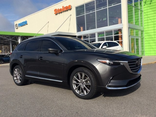 Pre-Owned 2017 Mazda CX-9 Signature AWD 4D Sport Utility