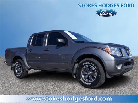 Pre-Owned 2018 Nissan Frontier Desert Runner RWD 4D Crew Cab