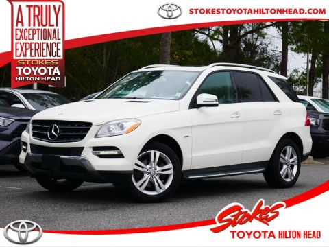Pre-Owned 2012 Mercedes-Benz M-Class ML 350 4MATIC® 4D Sport Utility