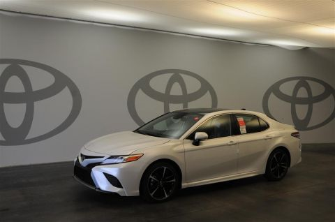 New 2020 Toyota Camry XSE 2WD 4-DOOR XSE SEDAN
