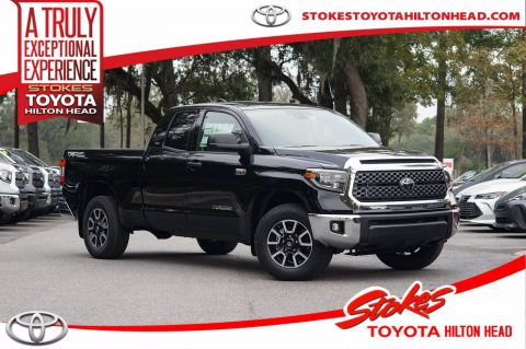 New 2020 Toyota Tundra SR5 Double Cab 6.5' Bed 5.7L (Natl)