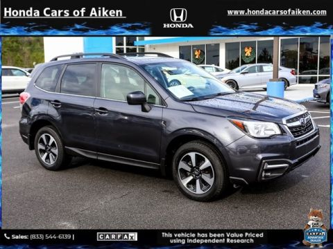 Pre-Owned 2017 Subaru Forester 2.5i Limited AWD 4D Sport Utility