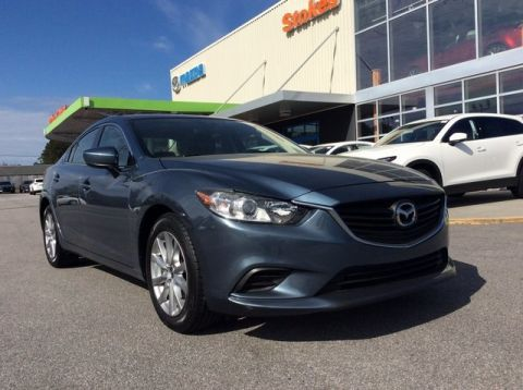 Pre-Owned 2017 Mazda6 Sport FWD 4D Sedan
